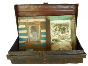 houten fotolijsten