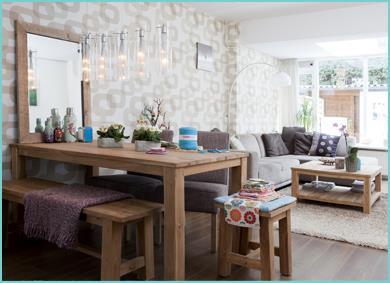 Eettafel In Woonkamer : Interieur inspiratie woonkamer