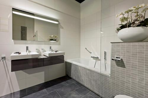 Keuken En Badwereld : Interieur inspiratie badkamer inrichten