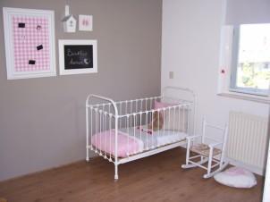 Binnenkijkersinterieur inspiratie for Foto slaapkamer baby meisje