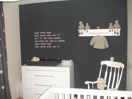 Babykamer Muur Ideeen.Een Babykamer Ideeen Met Grijze Muren