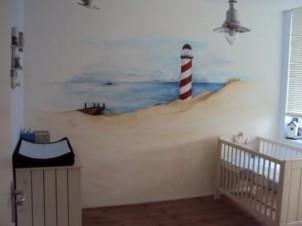 Strand Babykamer