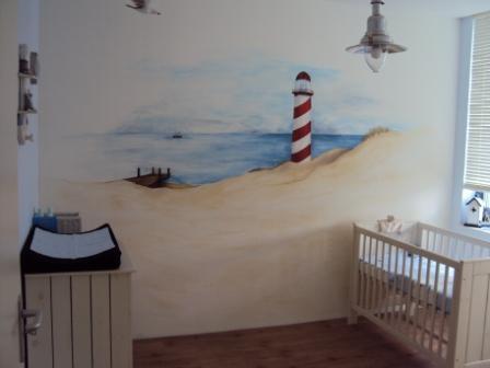 Moderne Babykamer Ideeen.Een Strand Babykamer Wij Hebben Leuke Voorbeelden