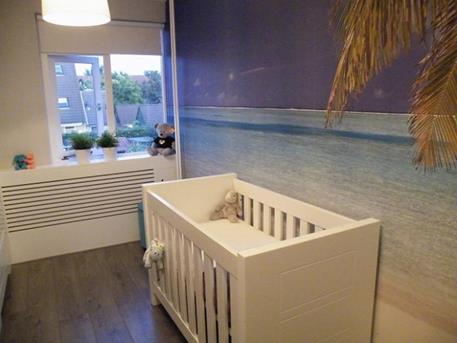 Wonderbaarlijk Kleine babykamer inrichten - Interieur Inspiratie MQ-85