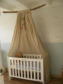 Prachtige Babykamer Interieur Inspiratie