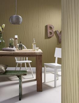 Interieur Inspiratie Een woonkamer in natuurlijke tinten