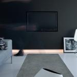 Tv wegwerken in het interieur