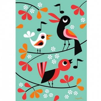 poster vogels welke.nl
