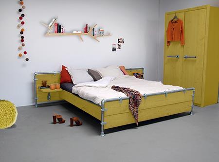 Interieur Inspiratie Slaapkamer geel - Interieur Inspiratie