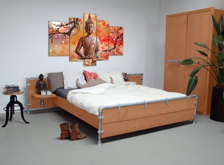 Interieur Inspiratie Slaapkamer Oranje - Interieur Inspiratie