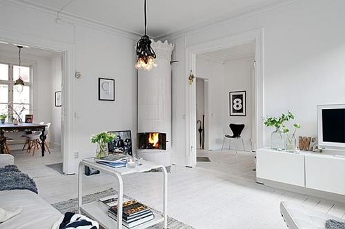 Nieuw Scandinavische stijl - Interieur Inspiratie ET-75