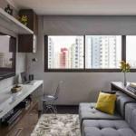 Slim inrichten van 30m2 appartement in Brazilië