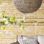 Behang Brick House