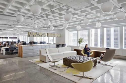 Interieur Inspiratie Mooie kantoren - Interieur Inspiratie