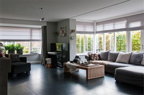Interieur Inspiratie Landelijke woonkamer inrichten - Interieur ...