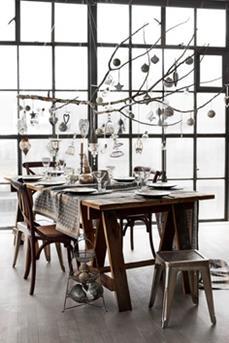 Interieur inspiratie haal de kerstsfeer in huis interieur inspiratie - Deco modern huis ...