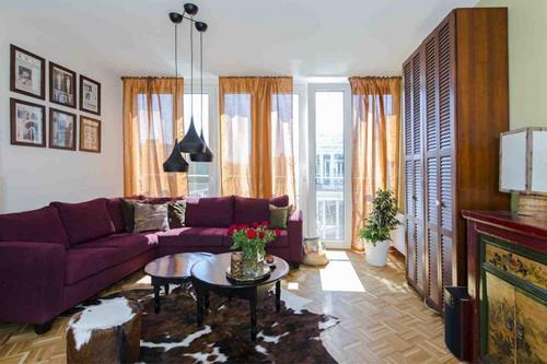 Interieur Inspiratie Woonkamer inrichten vol kleur - Interieur ...