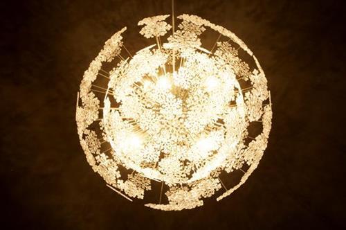hanglamp snowflake