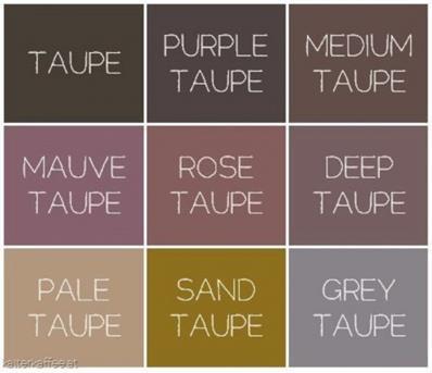 Interieur inspiratie taupe is geen trend interieur inspiratie - Hoe roze verf ...