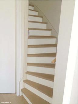 Trap opknappen interieur inspiratie for Wat kost een nieuwe trap