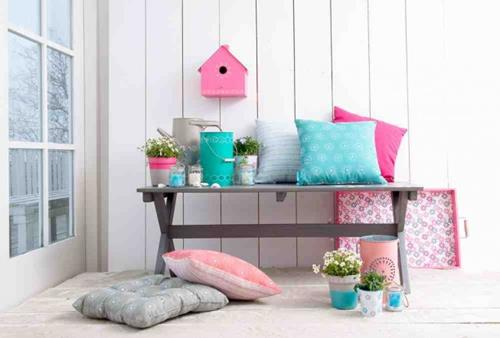 Kleurrijke Interieurs Pastel : Interieur inspiratie pastel in de tuin interieur inspiratie