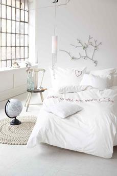 Interieur Inspiratie Lampje boven je bed - Interieur Inspiratie
