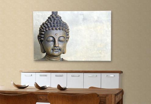 Interieur Inspiratie Boeddha schilderij - Interieur Inspiratie