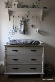interieur inspiratie landelijke babykamer / kinderkamer, Deco ideeën