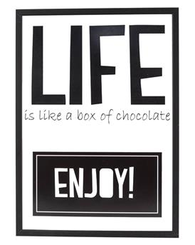 poster life is like a box of chocolate