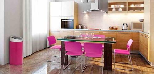 Brabantia Prullenbak Roze.Wat Is Jouw Prullenbak Stijl Kleur Modern Of Retro Design