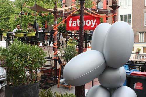 Fatboy Honden Zitzak.Fatboy Bij Het Elle Festival Interieur Inspiratie