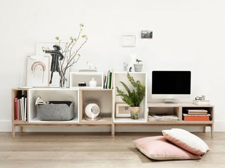 Interieur Inspiratie Een bijzonder tv meubel - Interieur Inspiratie