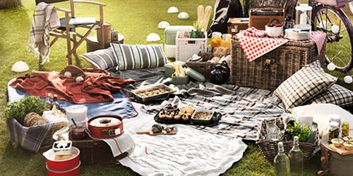 picknick ikea zomer