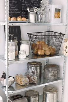 opbergen keuken