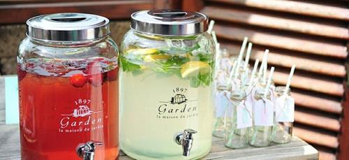 zomerse drankje
