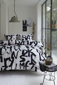 Interieur Inspiratie Slaapkamer zwart-wit - Interieur Inspiratie