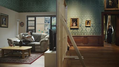 Interieur inspiratie het meisje met de parel interieur inspiratie - Schilderij slaapkamer meisje ...
