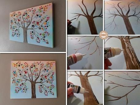 foto 2 OBN-DIY-Button-Tree-on-Canvas