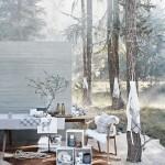 Het wordt een romantische winter met de CHALET II collectie van IKEA