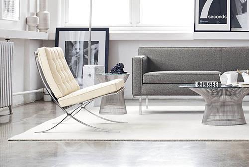 Interieur Inspiratie Barcelona Chair in uw woonkamer? - Interieur ...