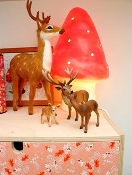 bambi beesten