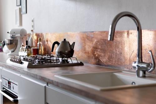 Interieur Inspiratie Koper in de keuken - Interieur Inspiratie