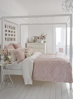 interieur inspiratie romantische slaapkamer maken interieur meubels ideen