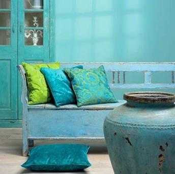 turquoise wonen