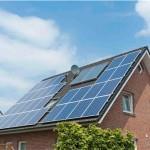 Energiebesparing met zonnepanelen