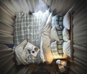 IKEA BRENGT WARMTE IN JE SLAAP- EN BADKAMER