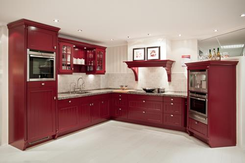 Rode Keuken Accessoires : rode keuken