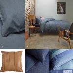 Een kleurrijke slaapkamer met de najaarscollectie bedtextiel van Auping