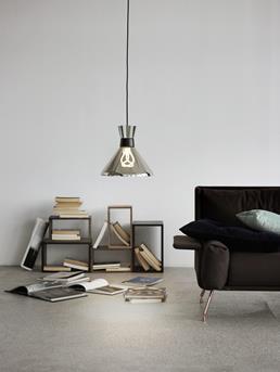 Fonq zilveren hanglamp