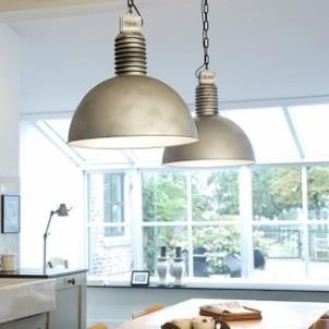 Industriële keuken hanglamp